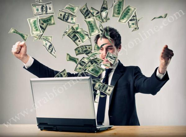 الربح من الانترنت من موقع خمسات