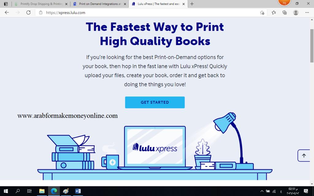 مراجعة 4 من أفضل منصات الطباعة عند الطلب 7